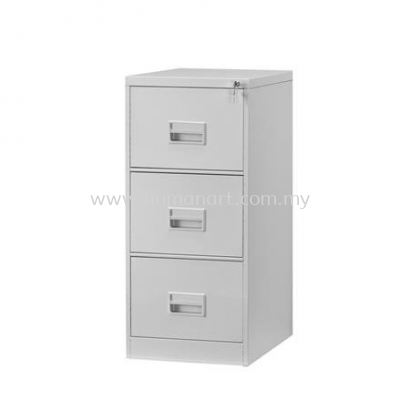 A106-B STANDARD 3 DRAWER FILLING CABINET