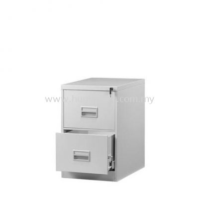 A106-C STANDARD 2 DRAWER FILLING CABINET