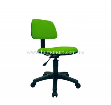 TY4 TYPIST CHAIR WITHOUT ARMREST AND POLYPROPYLENE BASE