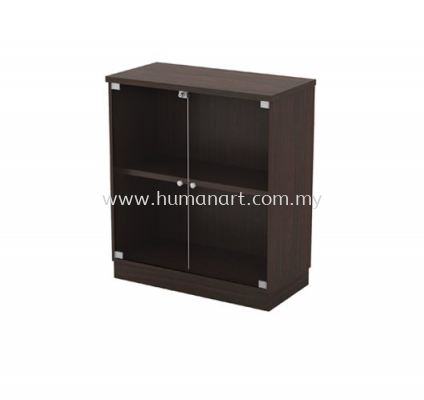 LOW CABINET C/W SWINGING GLASS DOOR Q-YG 9