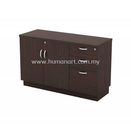 SIDE CABINET C/W SWINGING DOOR + FIXED PEDESTAL 2D1F Q-YDP 7123