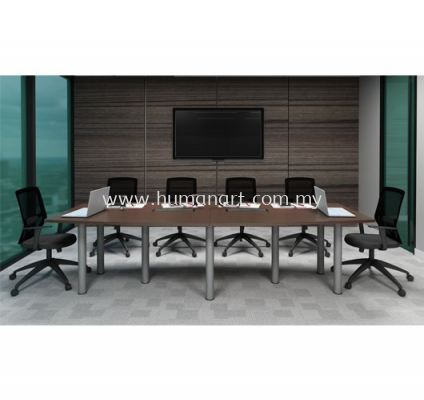 BOAT SHAPE MEETING TABLE (INCLUDED YC 400 2 UNIT) QBC 30