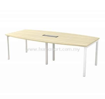 BOAT SHAPE MEETING TABLE (INCLUDED FLIPPER COVER) SBB 24