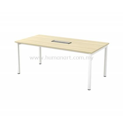 RECTANGULAR MEETING TABLE (INCLUDED FLIPPER COVER) SVB 18
