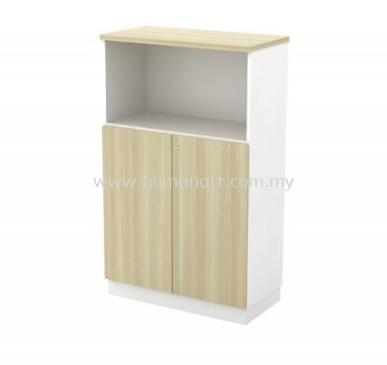 MEDIUM CABINET C/W SEMI SWINGING DOOR (W/O HANLDE) B-YOD 13 (E)