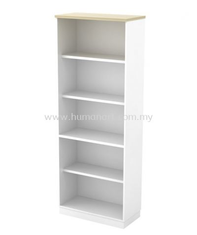 HIGH CABINET C/W OPEN SHELF B-YO 21