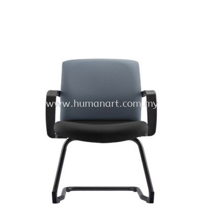 FITS EXECUTIVE VISITOR FABRIC CHAIR WITH EPOXY BLACK CANTILEVER BASE AFT 5713F