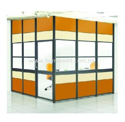 FULL HEIGHT OFFICE PARTITION SYSTEM - au2 setiawangsa | bangsar | kl sentral
