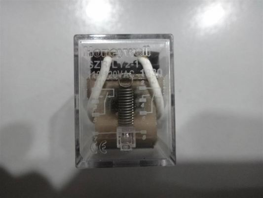 Honeywell Magnetic Relay (MY & LY Series) Malaysia