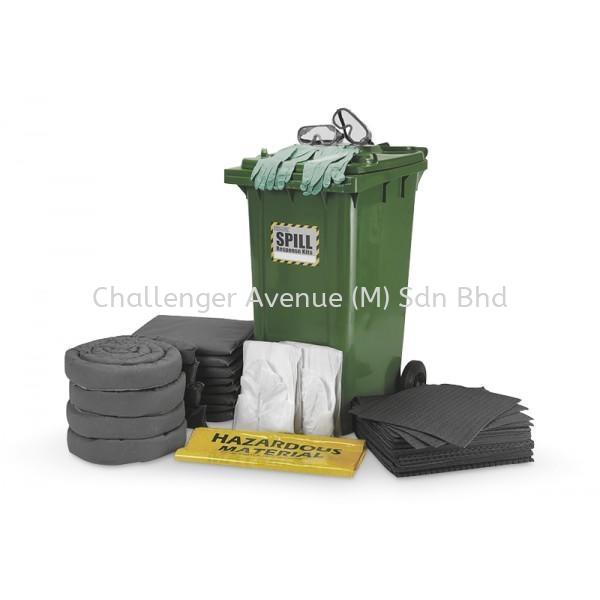 Universal Spill Kit - 240L (Cart)