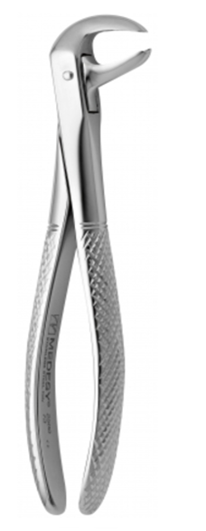 Lower molars forcep 2500/73