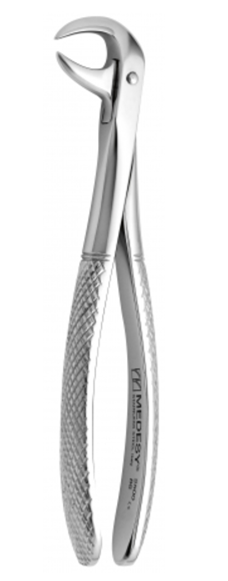 Lower molar decayed forcep 2500/86