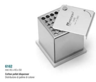 Cotton Pallet Dispenser 6162 Stainless Steel
