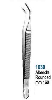 Pedodontic Tooth Tweezers 1030