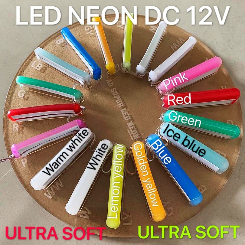 LED NEON DC12v (indoor & outdoor)