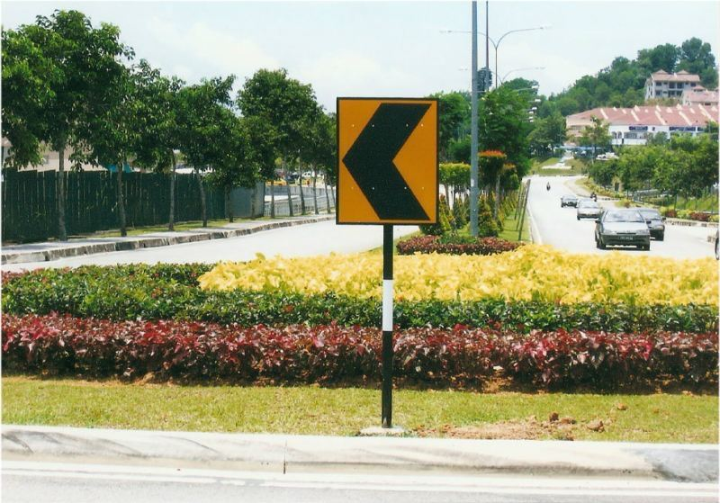 ROAD SIGN (JKR) MALAYSIA