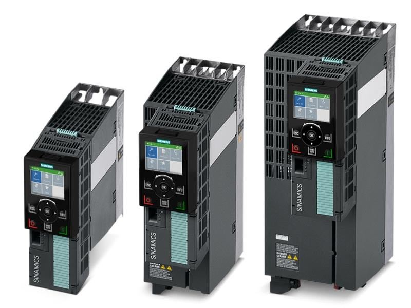 SINAMICS G120P Inverters