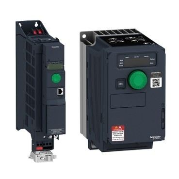 Schneider Electric Variable Speed Drives Altivar Machine ATV320