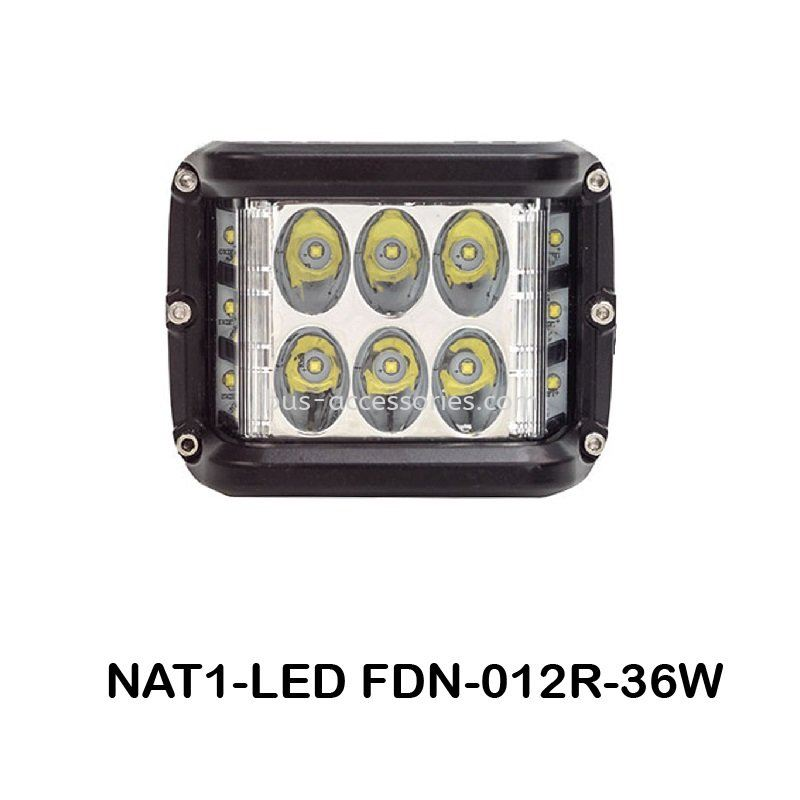 WORKING LAMP 12LED 36W