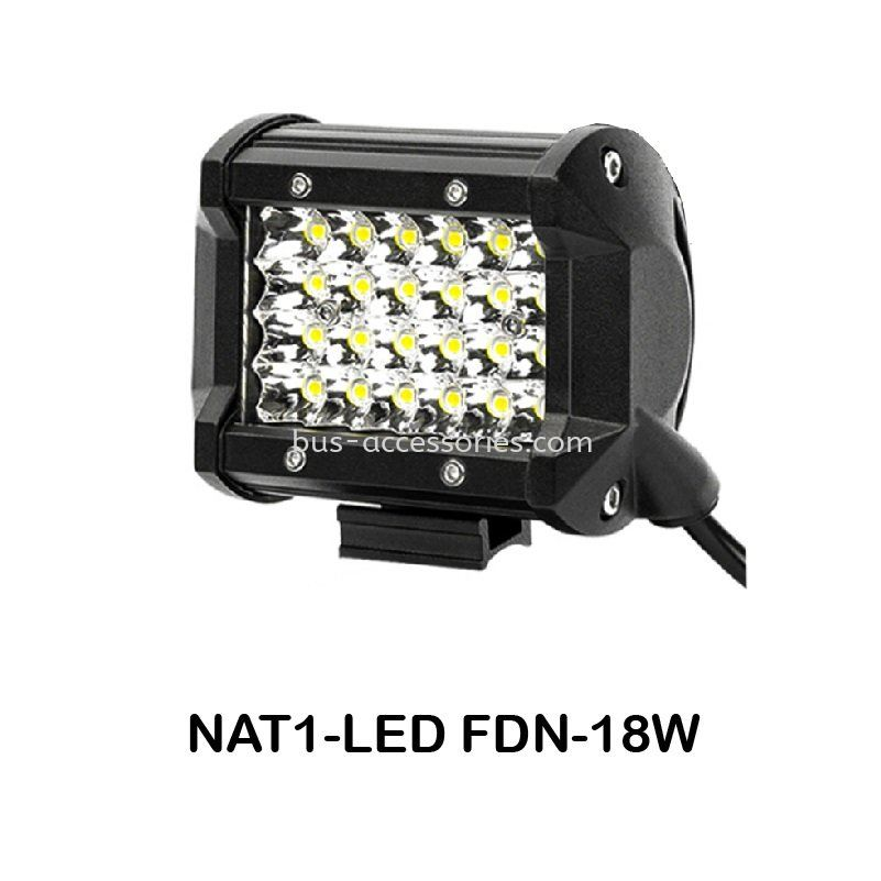 LED WORK LIGHT-72W