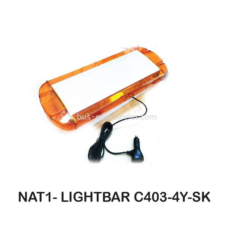 MINI LIGHT BAR C403 Y