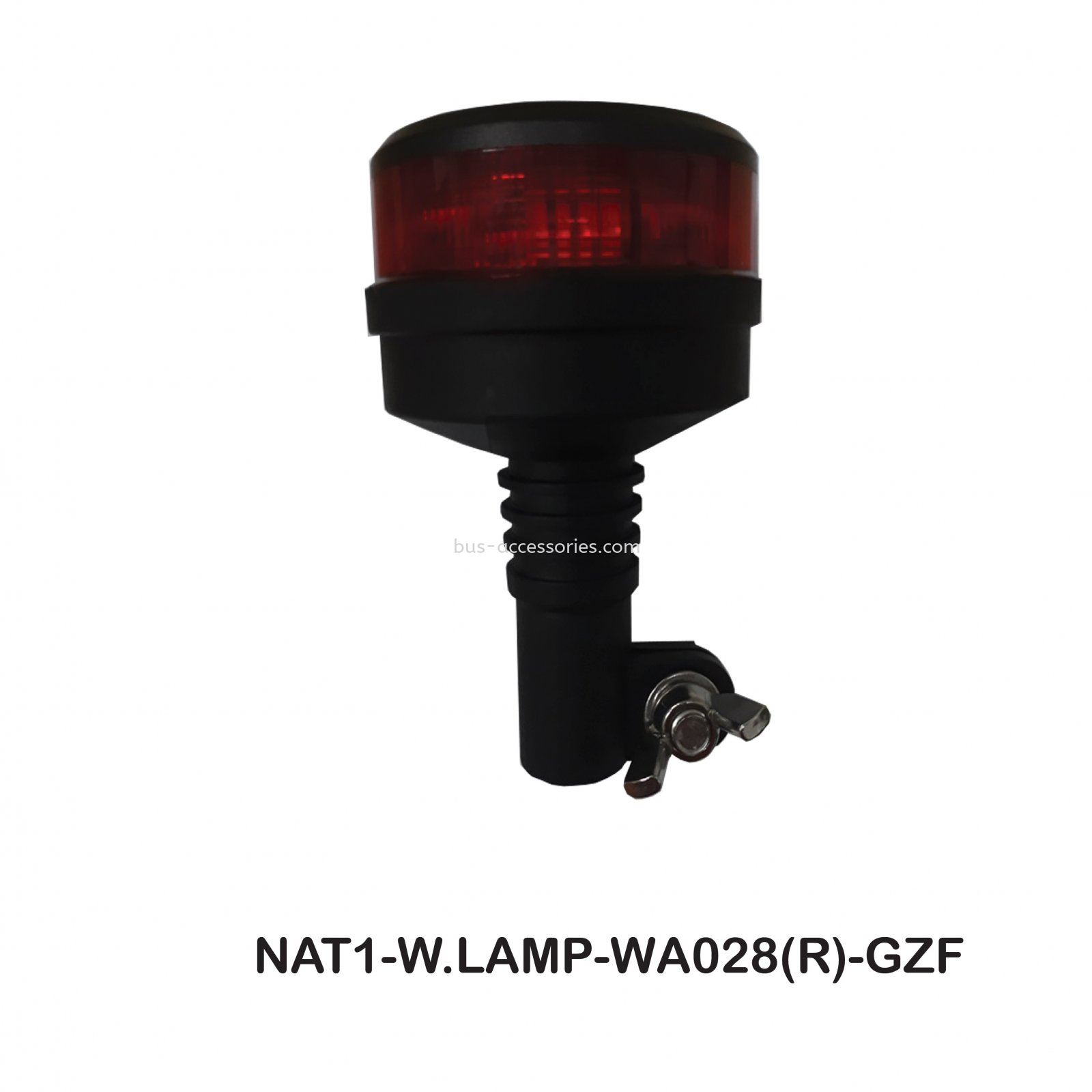 FORDA WARNING LAMP RED 10-30V