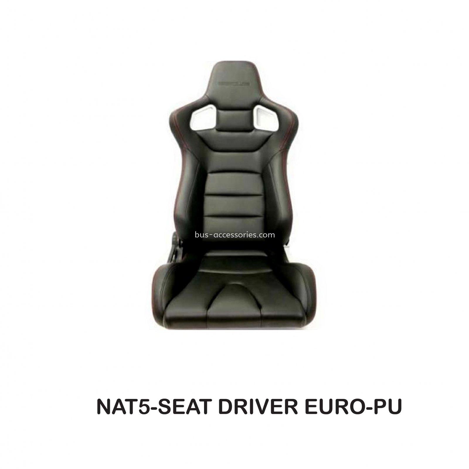 DRIVER SEAT (SPORT CAR) EURO