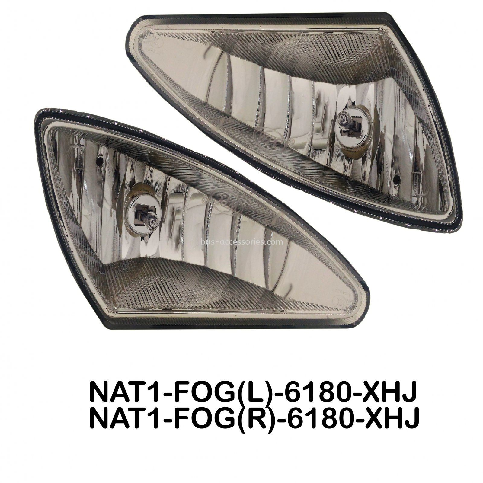 FOG LAMP (TRIANGLE)