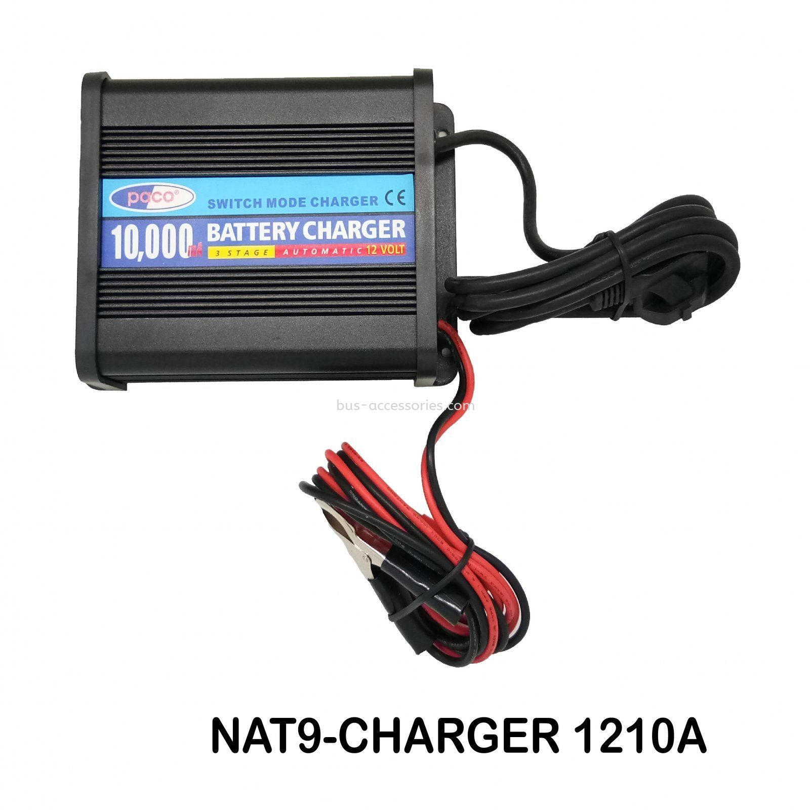 BATTERY CHARGER 12V 10,000W