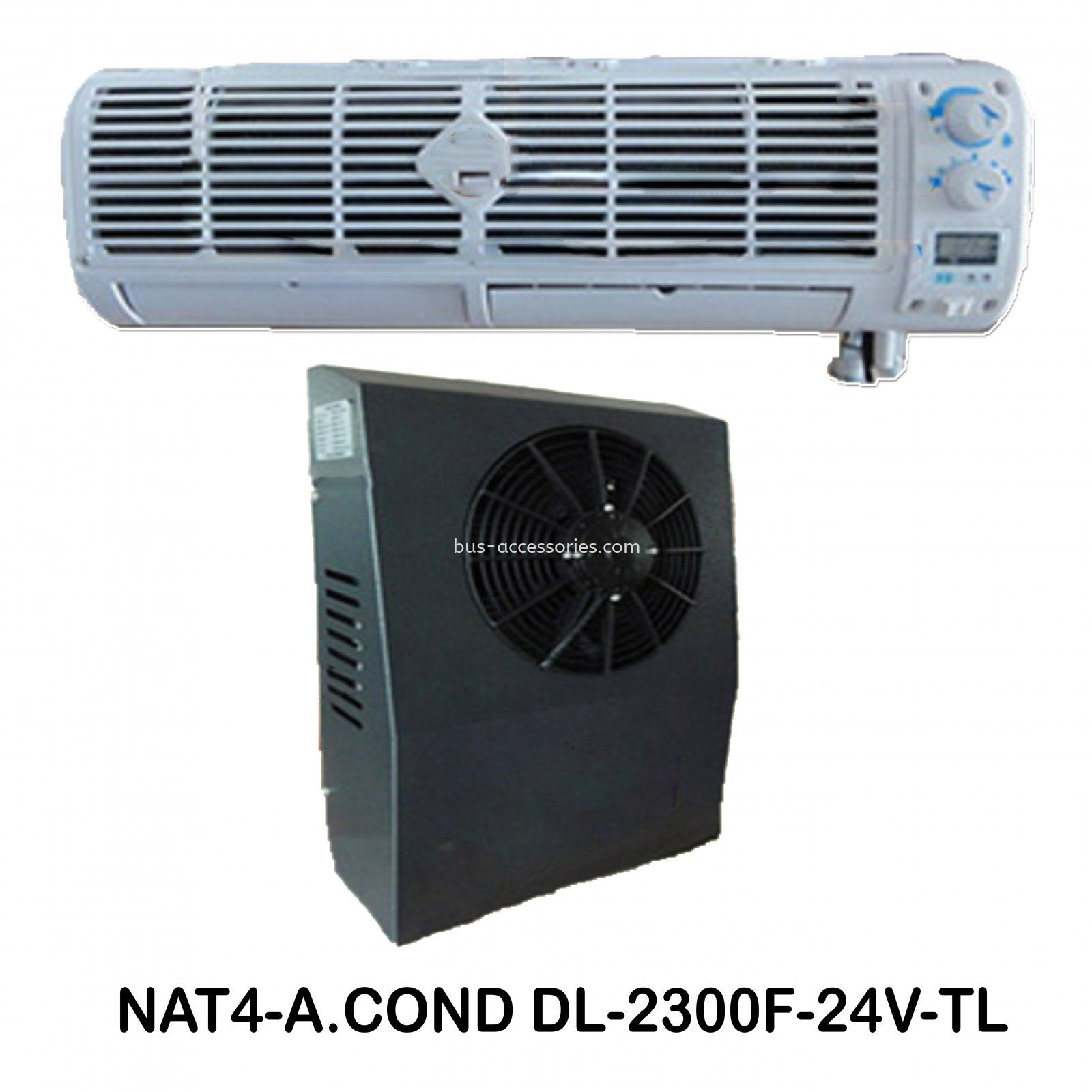 TRUCK AIR CONDITIONER (DL-2300)