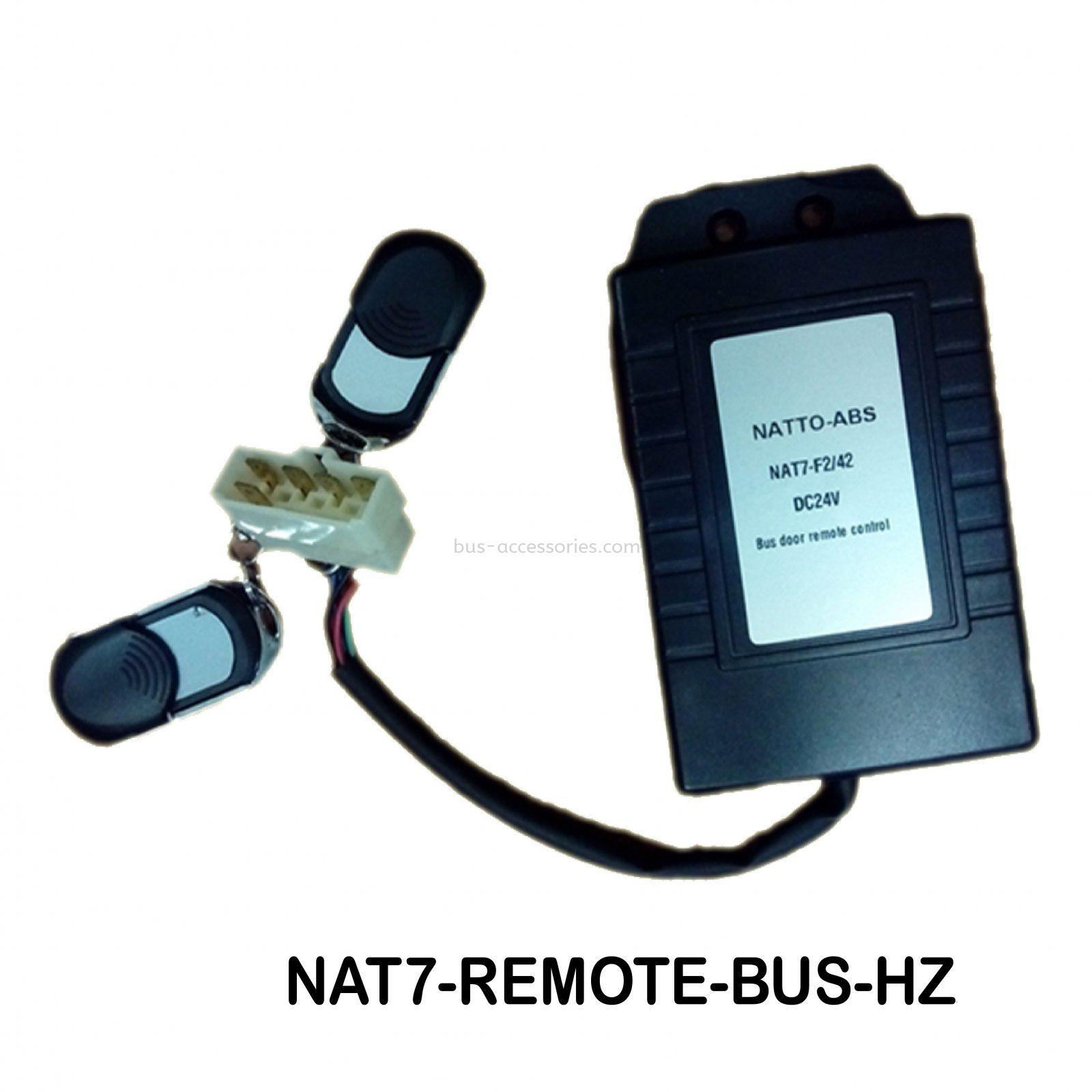 BUS DOOR REMOTE CONTROL