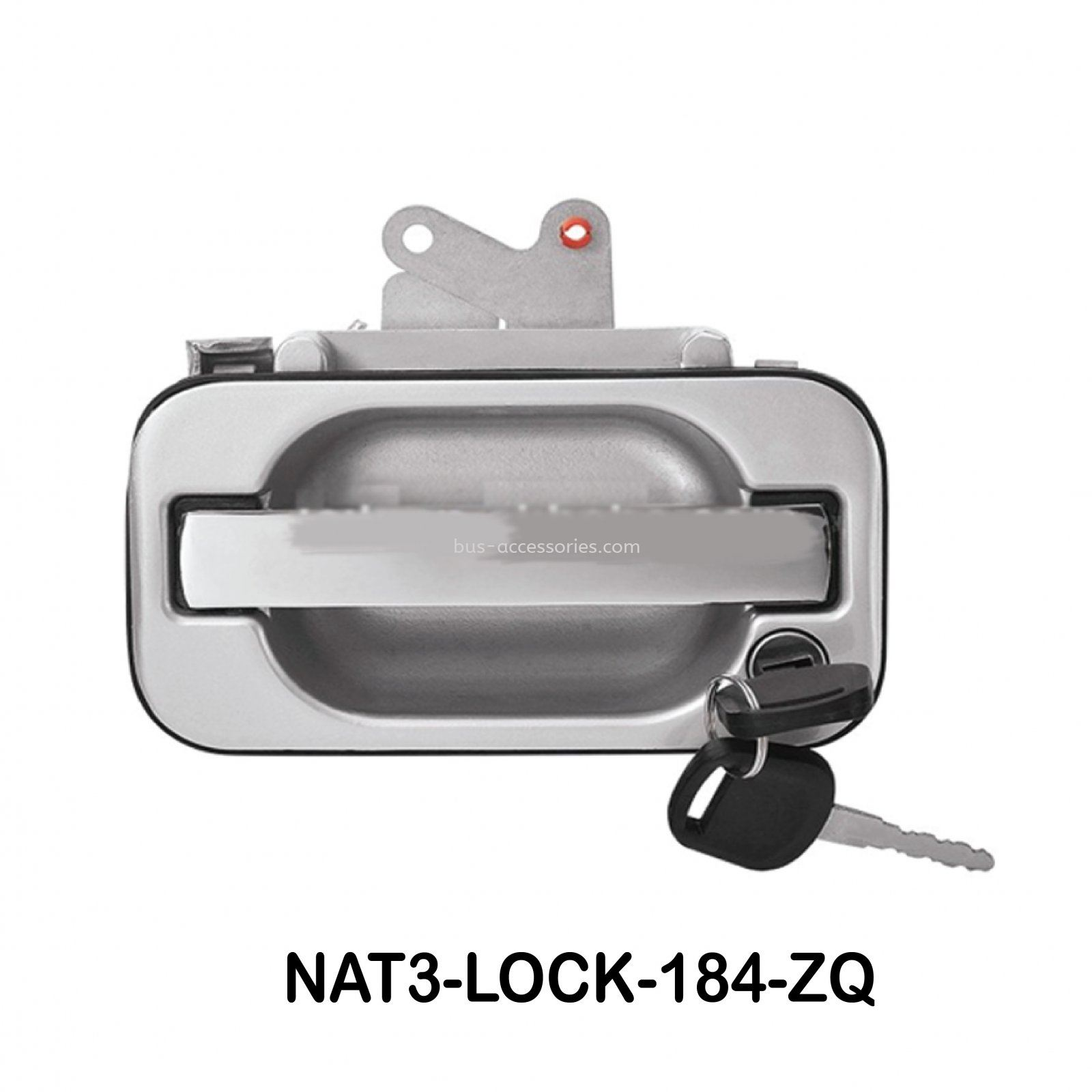 LUGGAGE COMPARTMENT LOCK