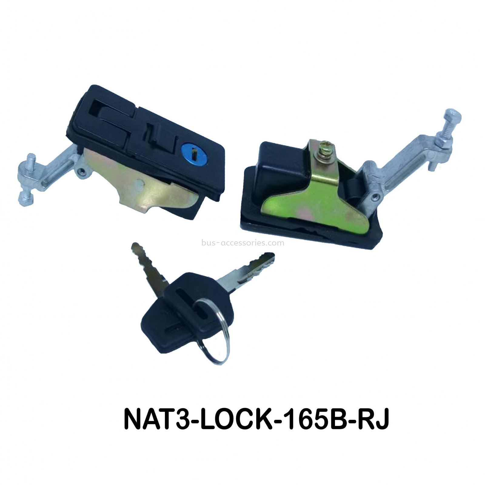 COMPARTMENT LOCK