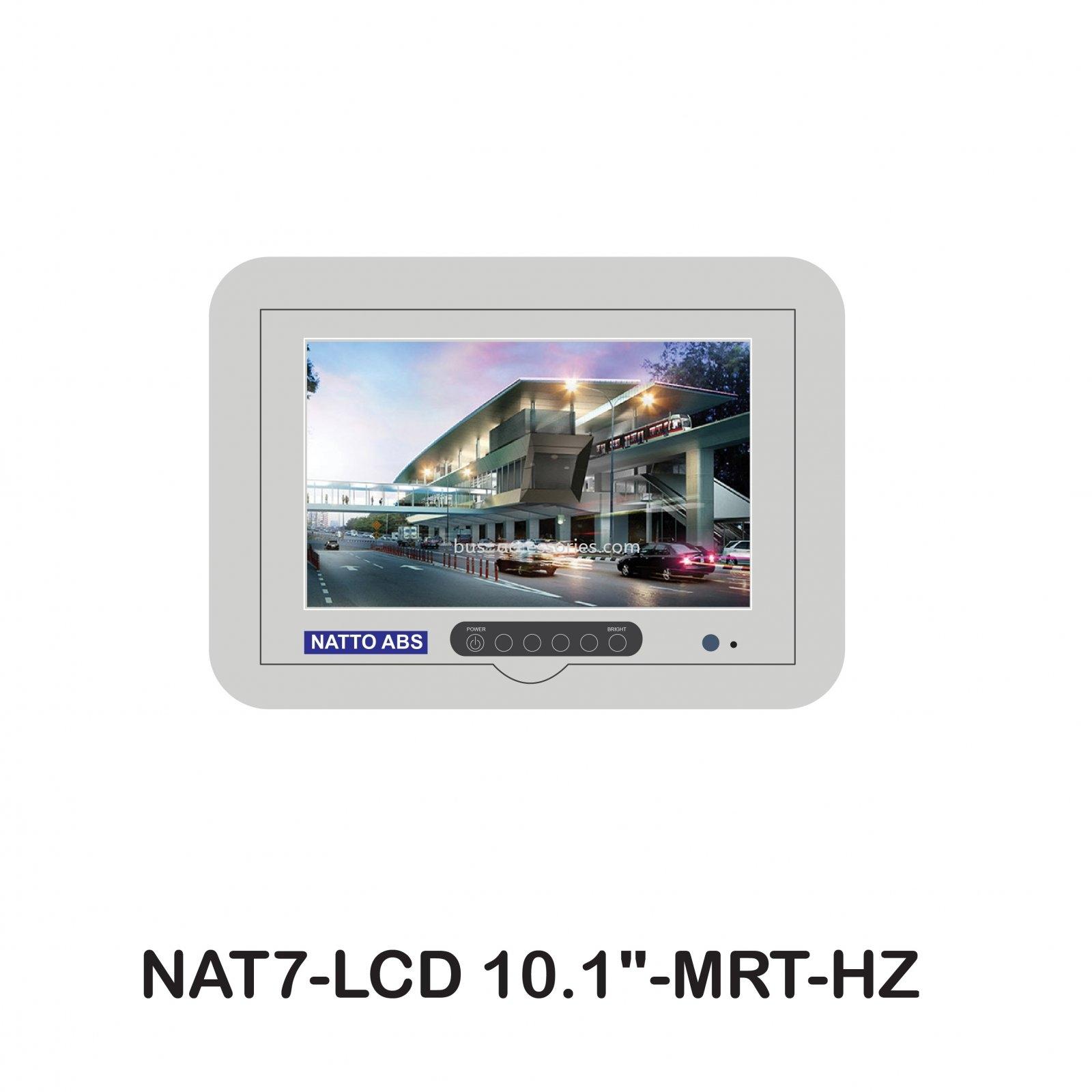 MONITOR LCD 10.1inch
