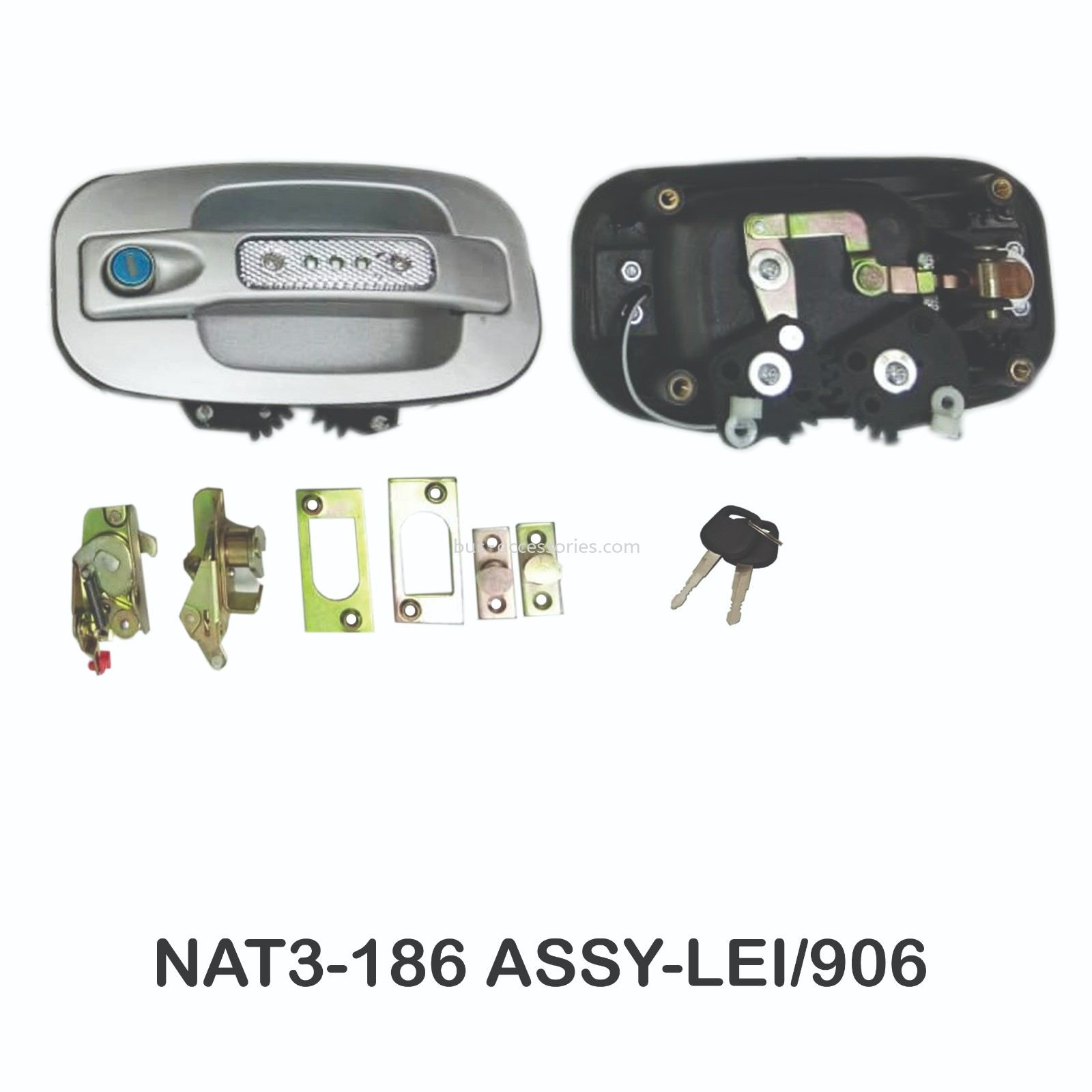 LUGGAGE LOCK LL-186