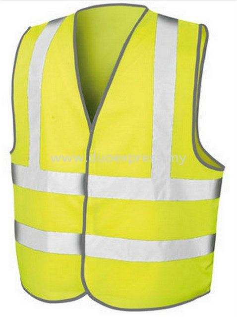 Factory Safety Vest and Uniform 012