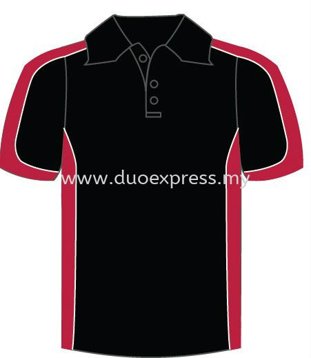 Collar T-Shirt Design 007