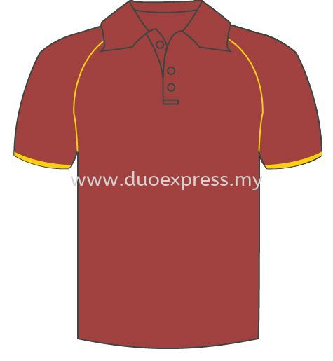Collar T-Shirt Design 001