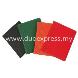PU Note Book (A5) BG-3052