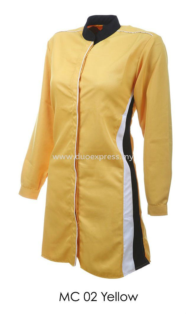 MC 02 Yellow Muslimah