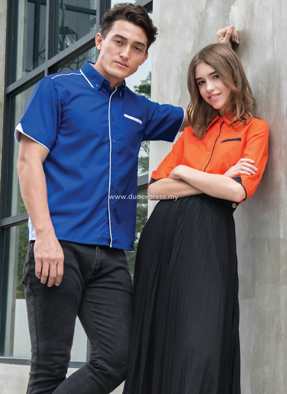 Corporate F1 Shirt- Unisex- Ready Made F-116