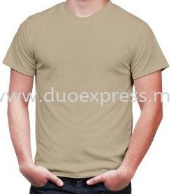 Roundneck Plain T Shirt