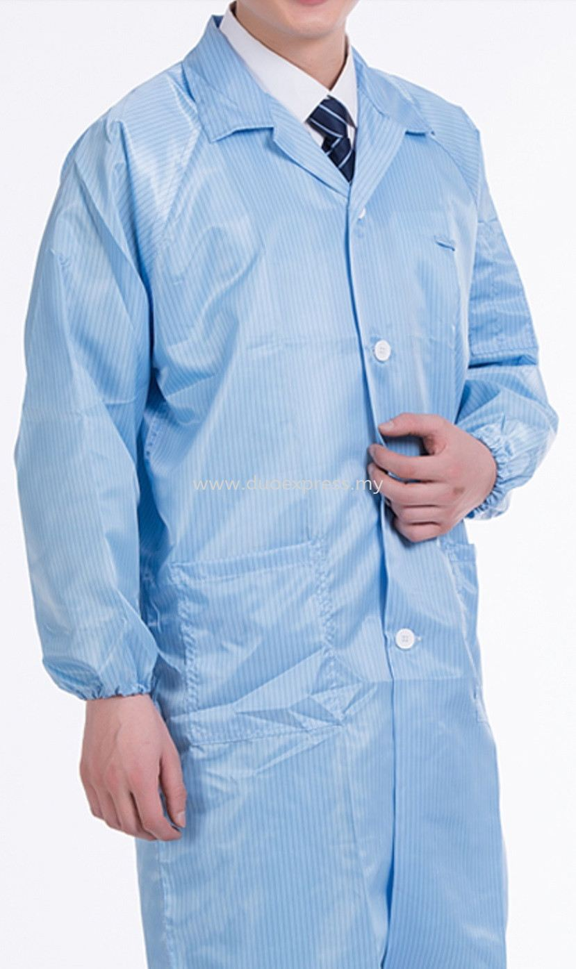 Cleanroom Jacket