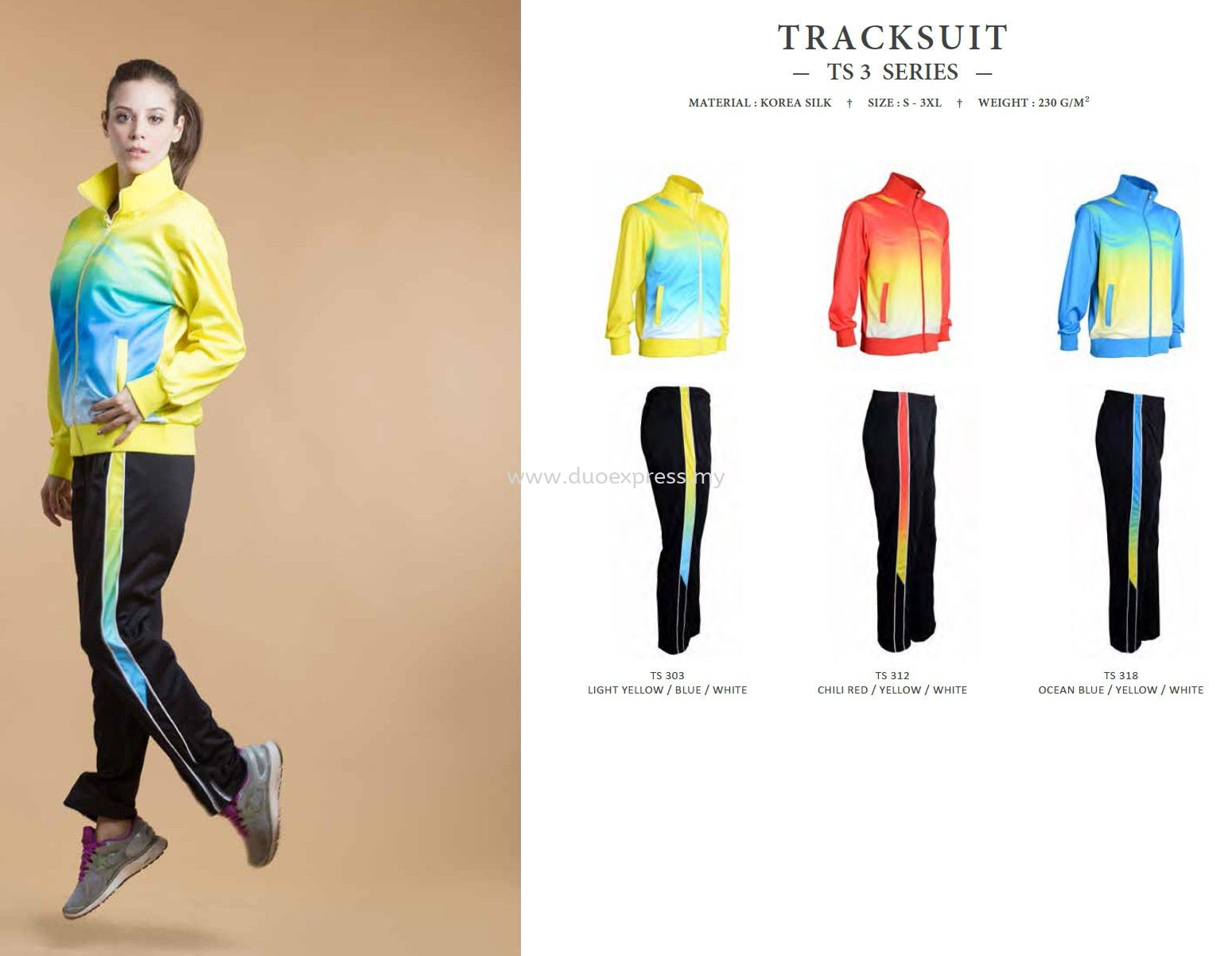 Tracksuit TS3
