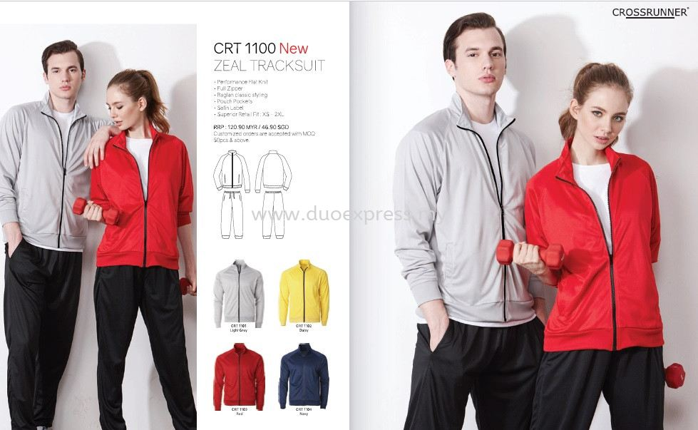 Cross Runner CRT 1100 TrackSuit