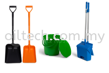 Food Grade Dustpan | Shovels | Bucket | Lobby pan