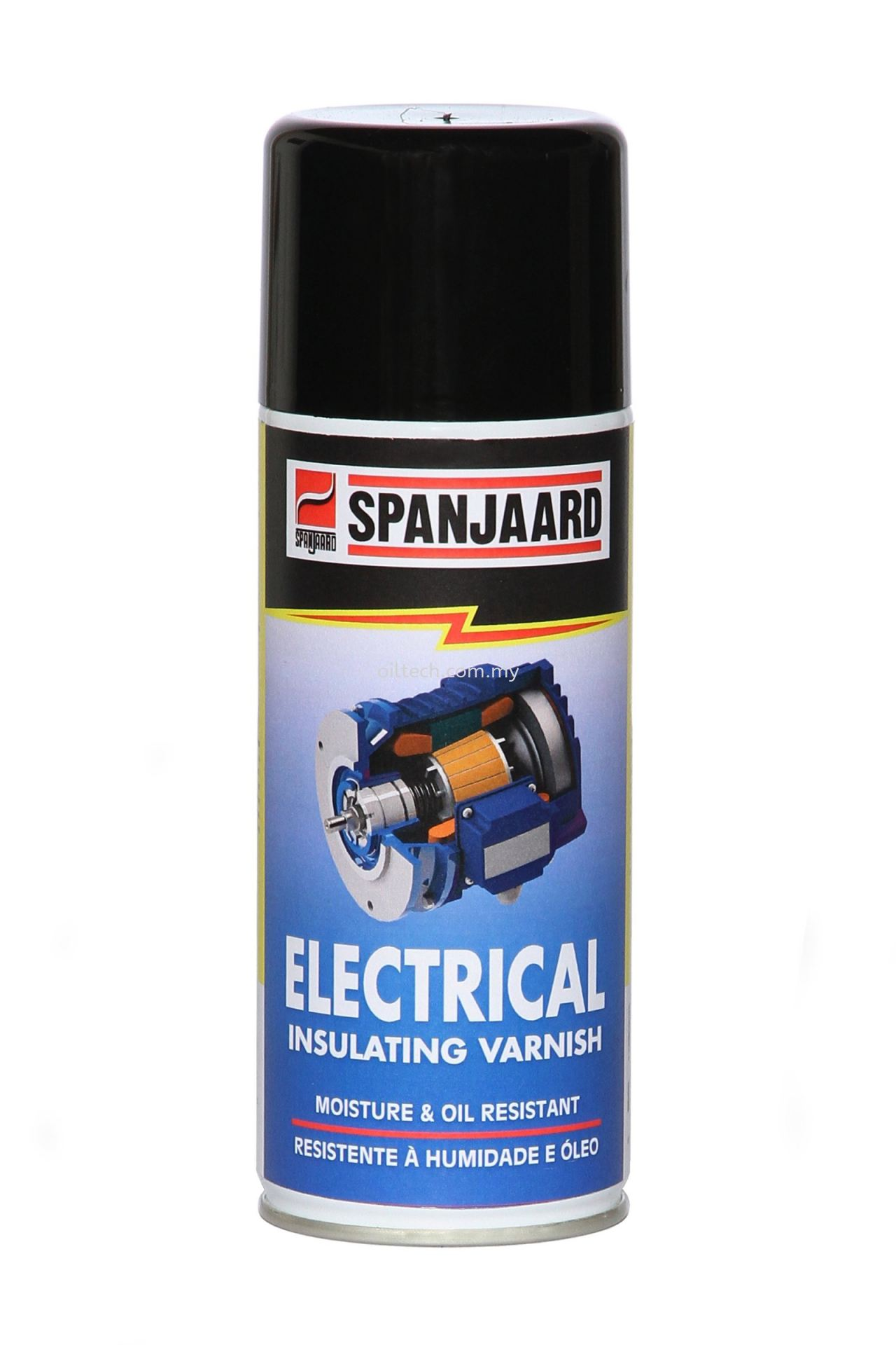 Electrical Insulating Varnish Spray - Spanjaard Malaysia