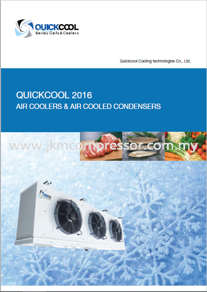 QUICKCOOL EVAPORATOR & UNIT COOLER