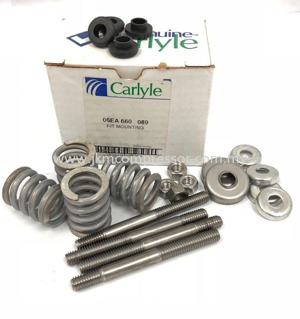 06EA660089-CARLYLE COMPRESSOR MOUNTING SPRING KIT