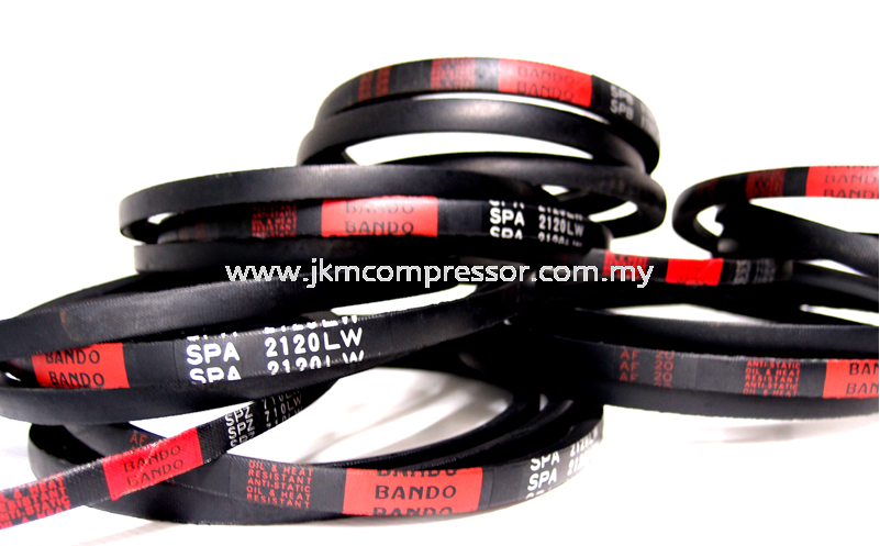 BANDO V BELT ; BANDO NARROW V BELT